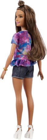 Poupée  Barbie Fashionista Tie Dye de rêves - image 6 de 8