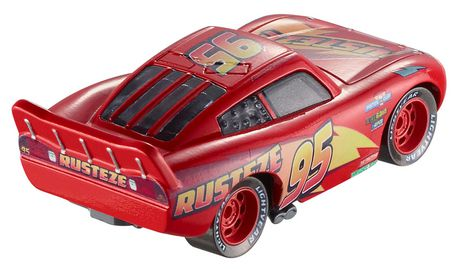 Disney Pixar Cars 3 Hero Rust Eze Lightning Mcqueen Die Cast