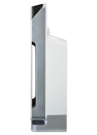 Brondell Purificateur d'air O2+ Balance avec technologies certifiées « True HEPA » et au charbon activé granulaire, blanc - image 4 de 7