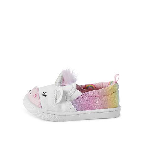 George Baby Girls' Unicorn Shoes - image 3 of 4