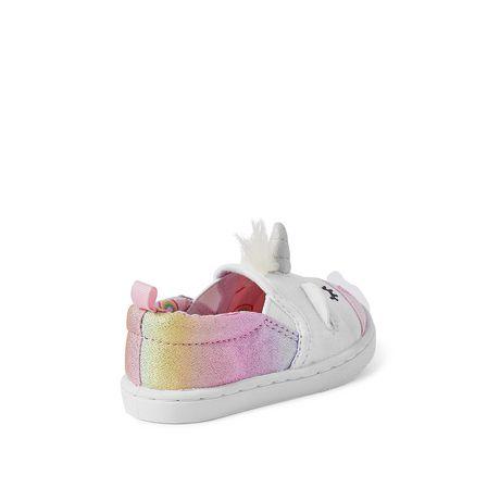 George Baby Girls' Unicorn Shoes - image 4 of 4