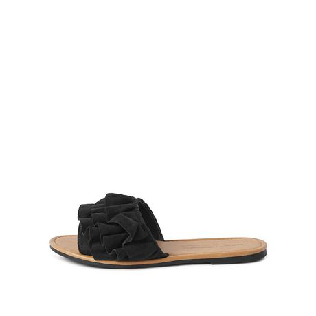 George Women's Ruffle Sandals - image 3 of 4