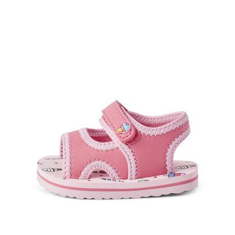 George Baby Girls' Splash Sandals - image 3 of 4
