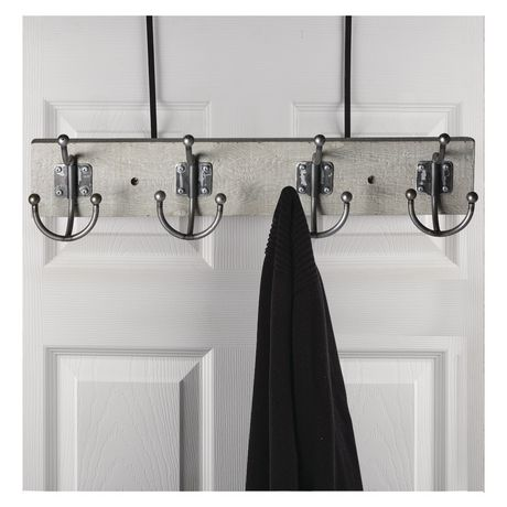 hometrends Anchor Universal 4 Hook - image 3 of 3