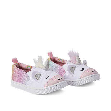 George Baby Girls' Unicorn Shoes - image 2 of 4