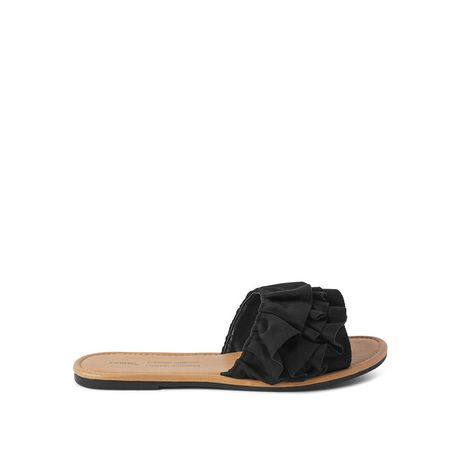 George Women's Ruffle Sandals - image 1 of 4