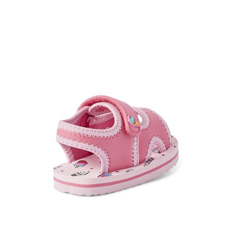 George Baby Girls' Splash Sandals - image 4 of 4