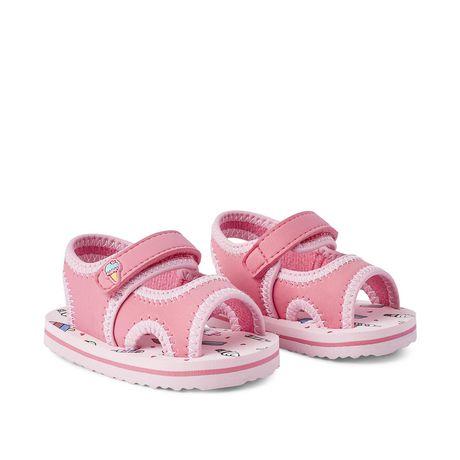 George Baby Girls' Splash Sandals - image 2 of 4