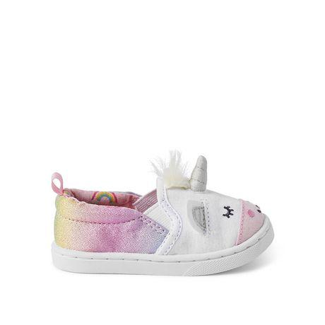 George Baby Girls' Unicorn Shoes - image 1 of 4