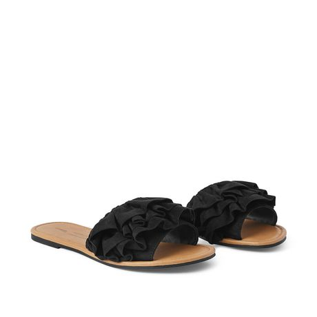 George Women's Ruffle Sandals - image 2 of 4