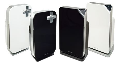 Brondell O2+ Pack de filtres de remplacement du purificateur « True HEPA » et au charbon activé granulaire, - image 2 de 3