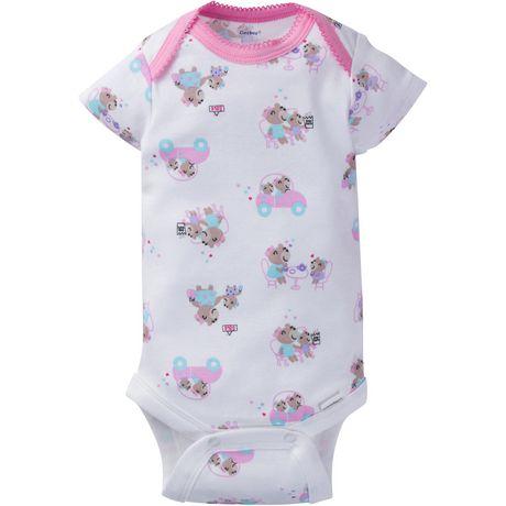 1f230365f371 Gerber Childrens Wear Gerber Chidrenswear Onesies® Girls Fashion ...