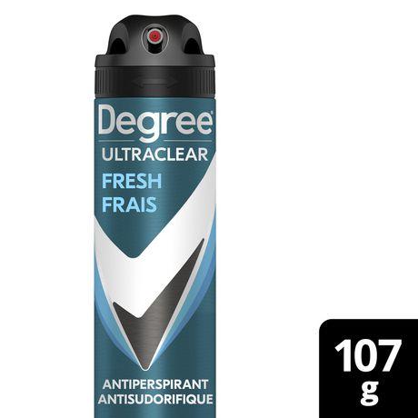 Degree Men  Black+White Anti Perspirant Dri Spray UC 107 GR - image 1 of 4