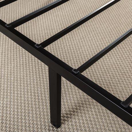 Zinus 14 Inch Metal Platform Bed Frame with Steel Slat Support / Mattress Foundation - image 6 of 6
