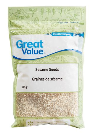 Great Value Sesame Seeds - image 1 of 1