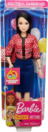 Barbie – Poupée Candidate politique - image 7 de 8