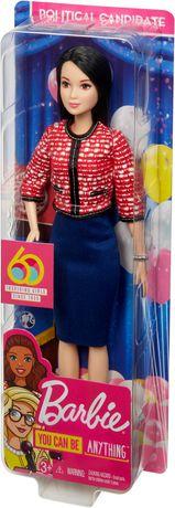 Barbie – Poupée Candidate politique - image 8 de 8