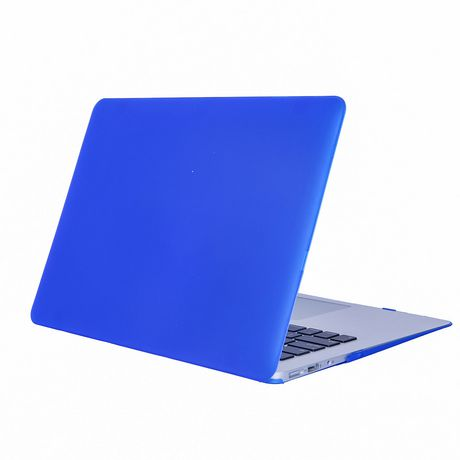 new styles fc83c bf3c6 Blu Element Hardshell Soft Touch MacBook Air 13