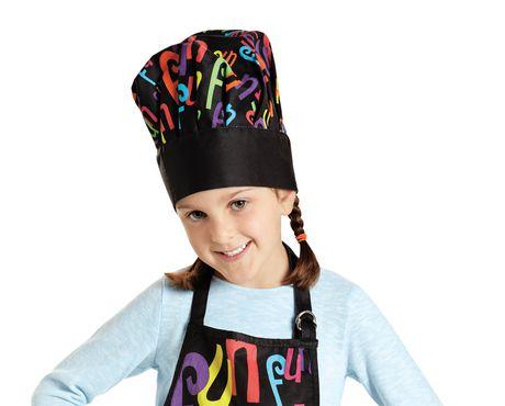 GOURMET FUN Chapeau de Chef pour enfants - image 2 de 4