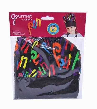 GOURMET FUN Chapeau de Chef pour enfants - image 3 de 4