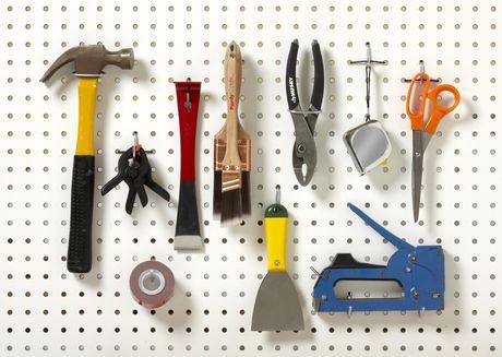 Hardware Essentials Assortment Of Pegboard Hooks Walmart