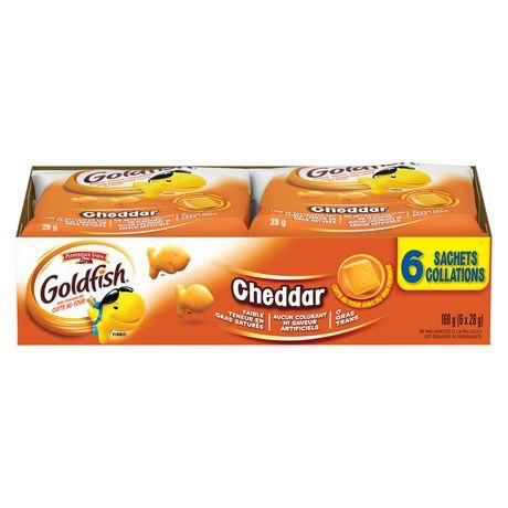 Goldfish Cheddar Snack Pack - image 2 of 2