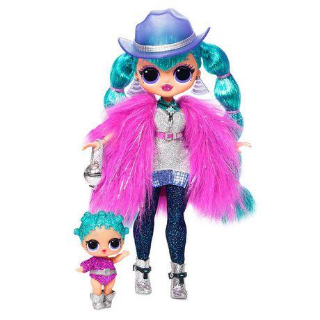 L.O.L. Surprise! O.M.G. Winter Disco Cosmic Nova Fashion Doll & Sister 561804E7C