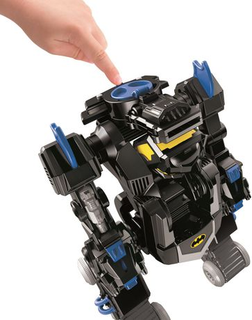 Fisher-Price Imaginext DC Super Friends RC Transforming Batbot - image 2 of 8