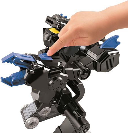 Fisher-Price Imaginext DC Super Friends RC Transforming Batbot - image 3 of 8