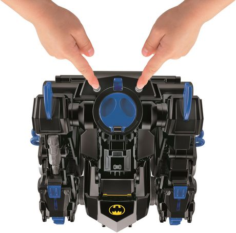 Fisher-Price Imaginext DC Super Friends RC Transforming Batbot - image 4 of 8