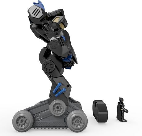 Fisher-Price Imaginext DC Super Friends RC Transforming Batbot - image 6 of 8