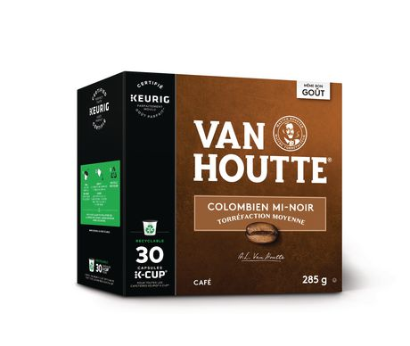 Keurig® Van Houtte® Colombian Medium Roast  Recyclable K-Cup® PODS - image 4 of 4