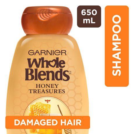 Garnier Whole Blends Honey Treasures Repairing Shampoo - image 1 of 1
