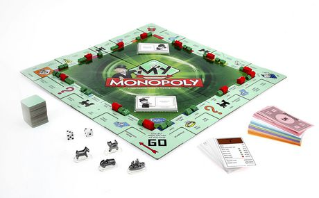 Hasbro Gaming My Monopoly - image 2 of 2