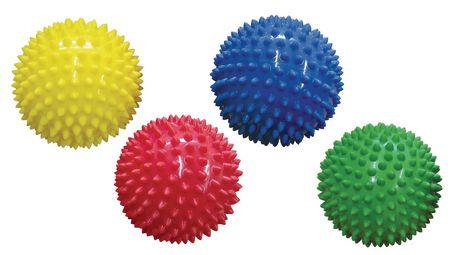 "Edushape - 4"" Sensory Ball - Opaque - 4 Pack - image 3 of 3"
