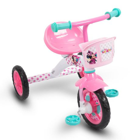 Disney Minnie Girls' Steel Tricycle, by Huffy - image 1 of 6
