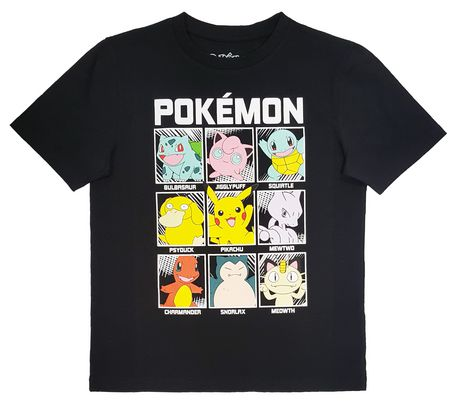 Pokemon Boys' Short Sleeve T-Shirt - image 1 of 1