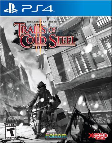 The Legend of Heroes: Trails of Cold Steel II – Relentless Edition (Playstation 4) - image 1 de 2