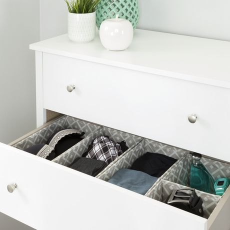 South Shore Storit Beige Canvas Drawer Organizers - image 2 of 3