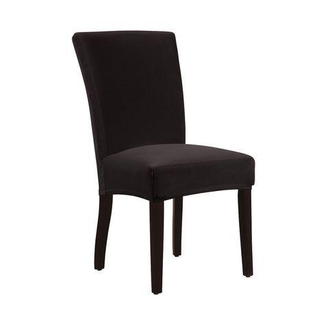 housse de chaise walmart. Black Bedroom Furniture Sets. Home Design Ideas
