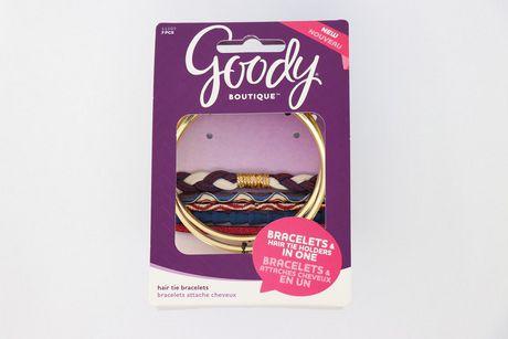 Goody Boutique Hair Tie Bracelets  d6292235126