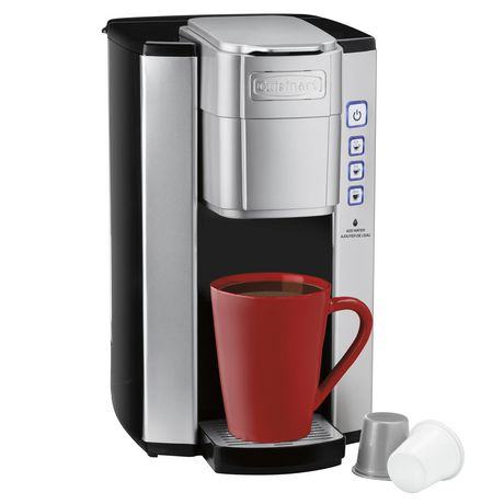 Cuisinart Single Serve Coffee Maker Silver Ss 5 Walmart Canada