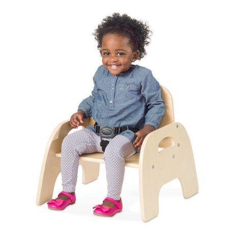 Chaise basse Simple Sitter de Foundations - 5 po. - image 2 de 5