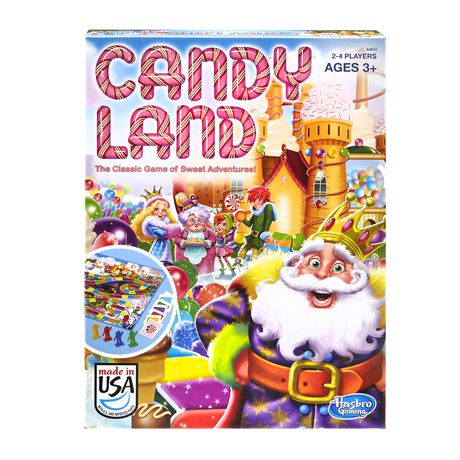 Candy Land Classic Board GAME - image 1 of 2