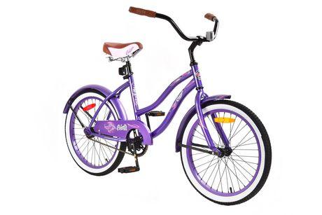 "Columbia Sterling 20"" Girl's Steel Cruiser Bike - image 2 of 6"