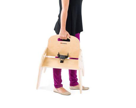 Chaise basse Simple Sitter de Foundations - 5 po. - image 4 de 5