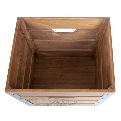 Caisse en bois - image 3 de 6