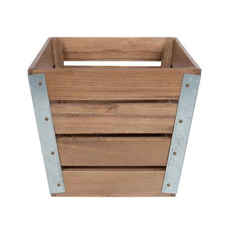 Caisse en bois - image 4 de 6