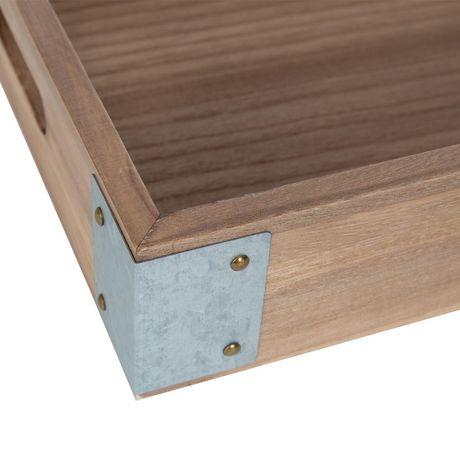 Plateau en bois  - image 3 de 4