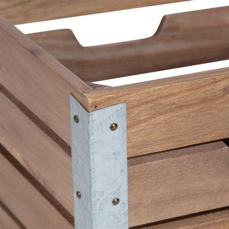 Caisse en bois - image 5 de 6